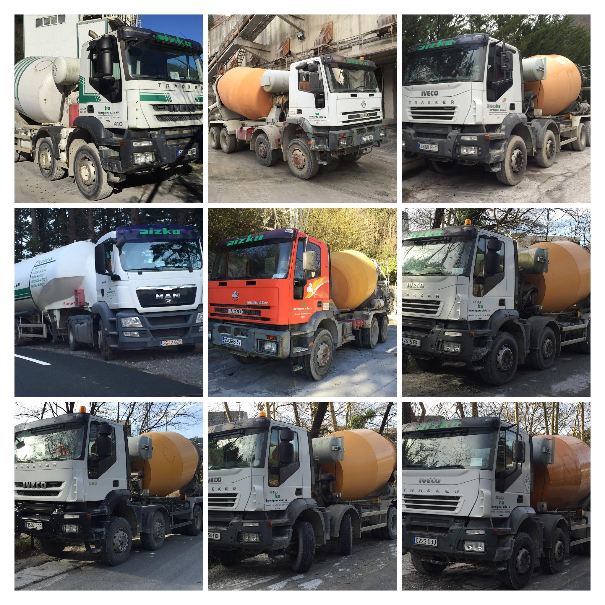flota camiones inicio